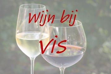 Wijn bij vis