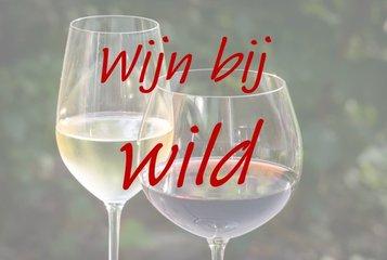 Wijn bij wild