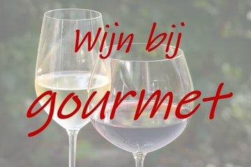 Wijn bij gourmet