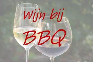 Wijn bij BBQ