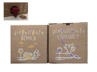 Wijntaps - Bag in Box