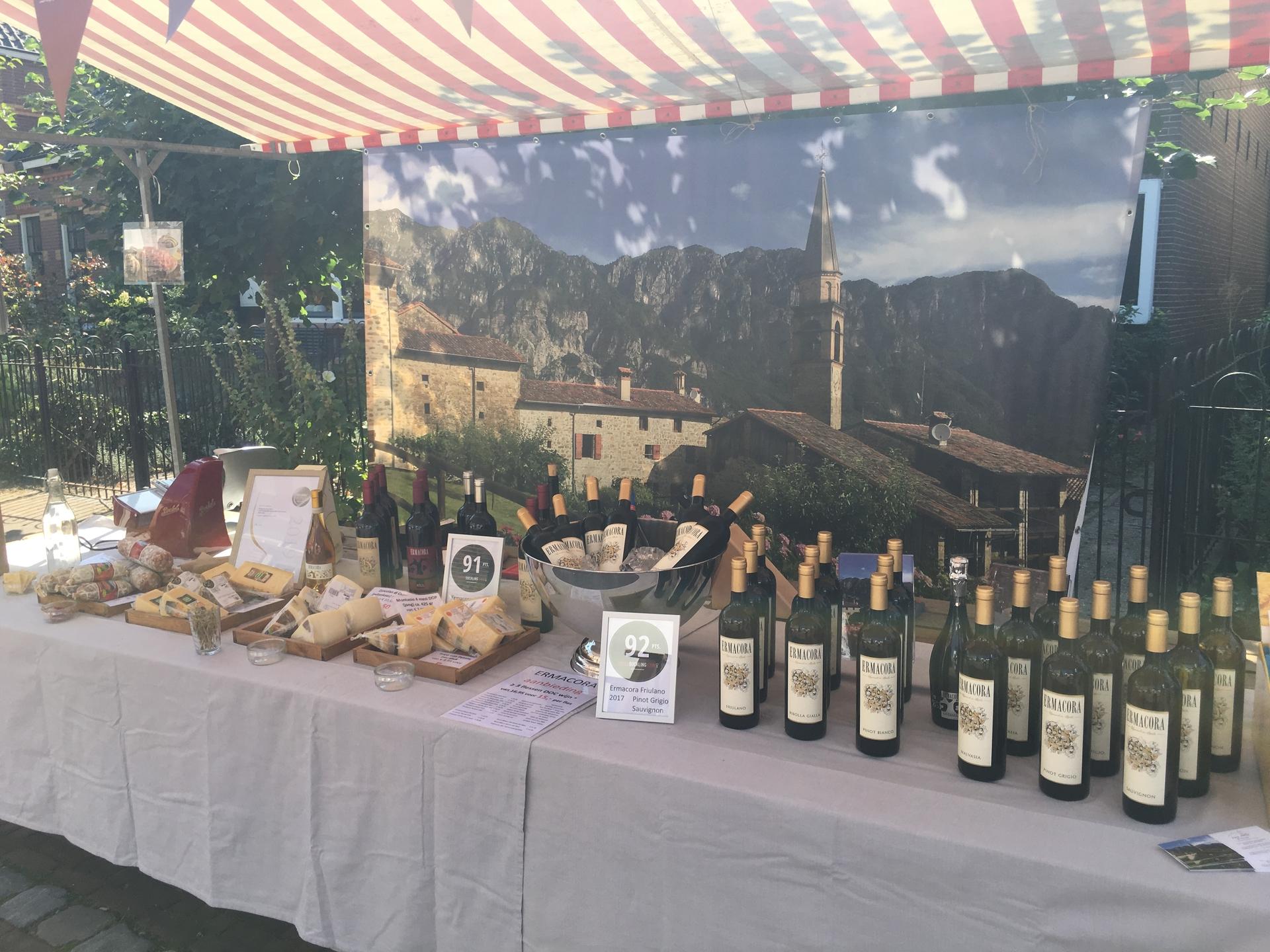 Wijnfestival Chateau voor Buren
