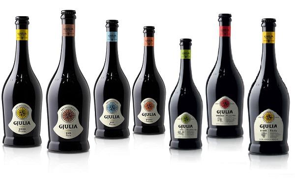 Italiaans bier, nieuwe wijnen DOC Reserves en panettones