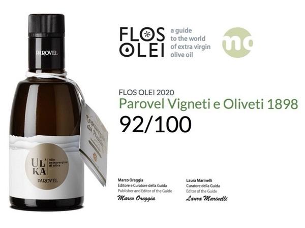 Italiaanse Olijfolie Extra Vergine ULKA – Beoordeeld Uitmunted