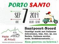 Italiaanse markt Porto Santo