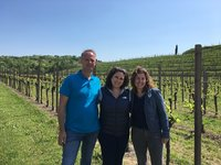 Bezoek aan het wijnhuis Ermacora