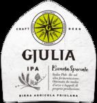 Birra Gjulia IPA - Italiaans blond bier