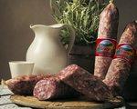 Proefdoos Italiaanse delicatessen - ham, salami en kaas