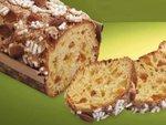 Strucà - Italiaanse panettone cake appel-kaneel