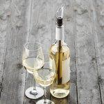 Wijnkoelstick rvs-acryl