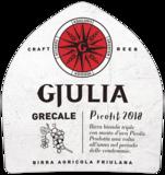 Etiket Birra Gjulia Grecale