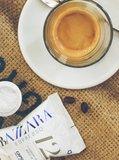 Bazzara Dodicigrancru koffie cup Nespresso