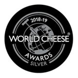 Zilveren medaille Cheese Awards 2018 in Bergen Noorwegen