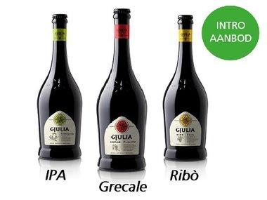 Italiaans bierpakket speciale