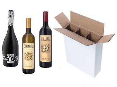 Proefdoos wijnen Typisch Friuli - bruis, wit en rood