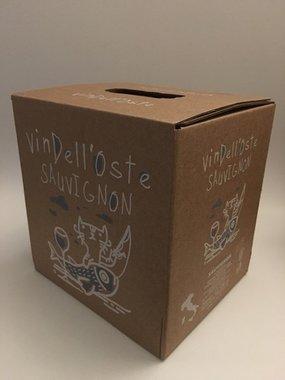 Wijntap - Bag in Box - Italiaanse witte wijn Sauvignon