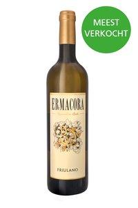 Italiaanse witte wijn Friulano - droog en fris - Noord-Italië