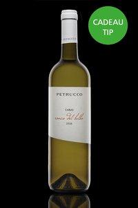 Italiaanse witte wijn blend Chardonnay Sauvignon Friulano Malvasia