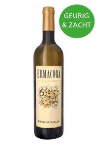 Zachte witte wijn Ribolla Gialla uit Noord-Italië, Friuli