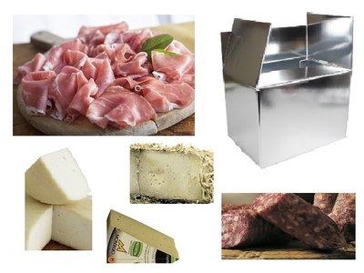Proefdoos Italiaanse delicatessen Noord-Italië