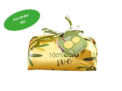 Panettone klein 250 gram met citroen