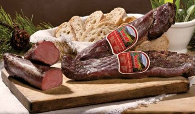 Gerookte varkenshaas - Italiaanse vleeswaren