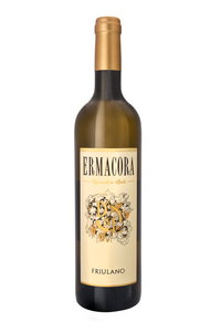 Italiaanse witte wijn Friulano DOC