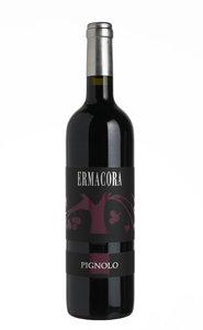 Italiaanse rode wijn Pignolo DOC