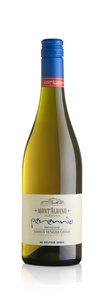 Biologische witte wijn zonder sulfiet toegevoegd