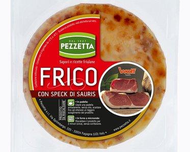 Typisch Italiaans gerecht - Frico met spek